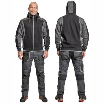Pantalón Cerva Dayboro gris oscuro520