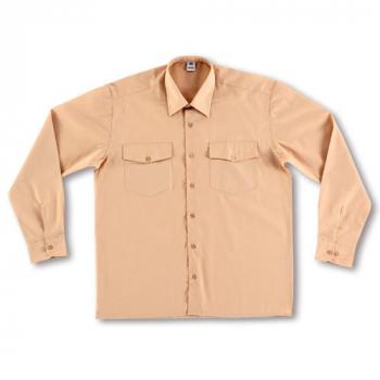 Camisa manga corta y manga larga tergal