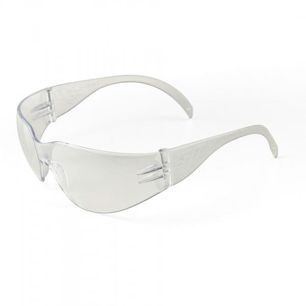 Gafa de seguridad ocular transparente