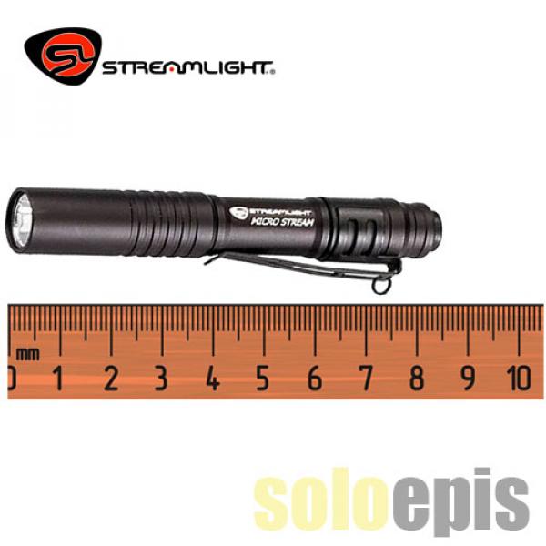 Linterna Streamlight Microstream LED
