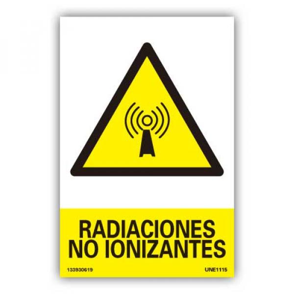"""Señal """"Radiaciones No Ionizantes"""""""