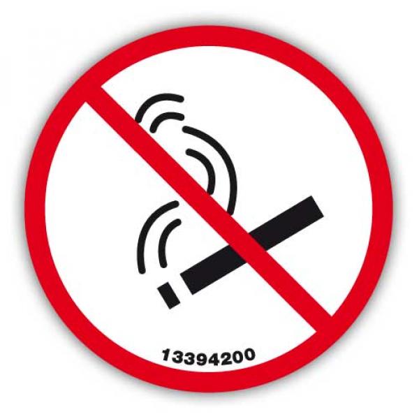 """Señal Adhesiva """"Prohibido Fumar"""""""