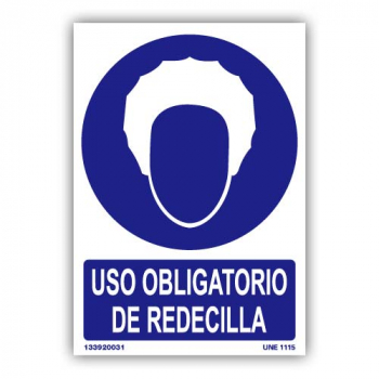 """Señal """"Uso Obligatorio...37"""