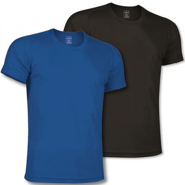 Camiseta técnica transpirable