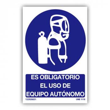 """Señal """"Es Obligatorio el...67"""