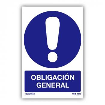 Señal Obligación General