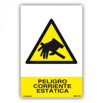 Señal Peligro Corriente...