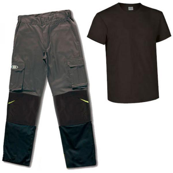 Pantalón Pro Series reforzado + camiseta