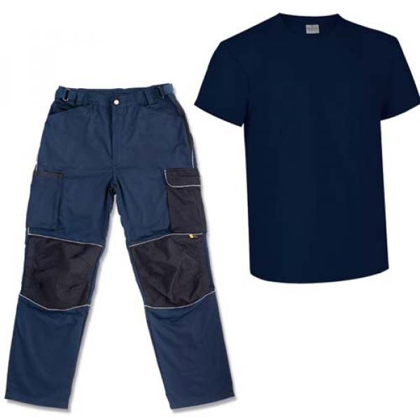 Pantalón Pro Series bicolor + camiseta
