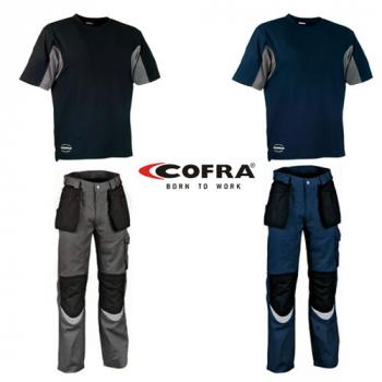 Pantalón y camiseta Cofra...