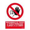 Señales Prohibición